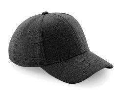 BC677 Jersey Athleisure Baseball Cap   Design By Creative