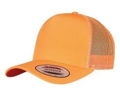 YP163 Neon Retro Trucker Cap | Design By Creative