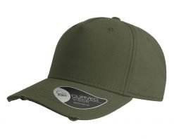 Atlantis Cargo Weathered Visor 5 Panel Cap | Design By Creative